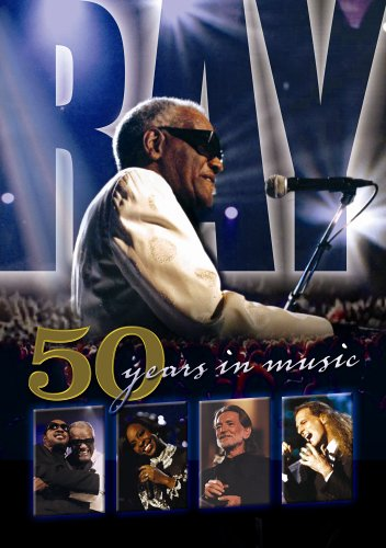 Ray Charles: 50 Years In Music DVD Image