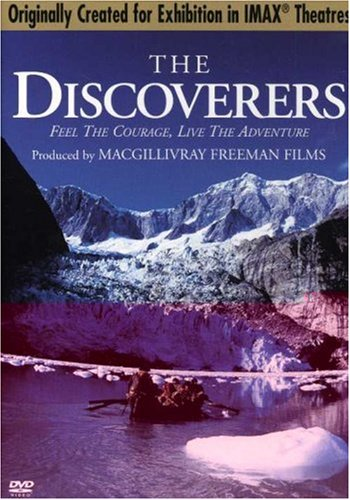 Discoverers: IMAX (2-Disc Set) DVD Image
