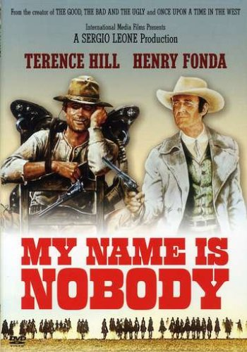 My Name Is Nobody (Image) DVD Image