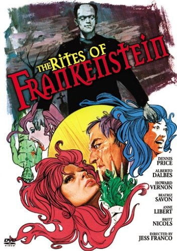 Rites Of Frankenstein DVD Image