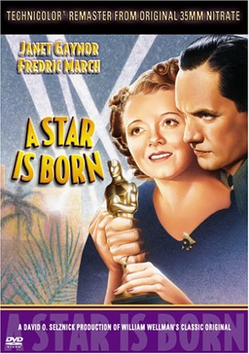 Star Is Born (1937/ Image) DVD Image