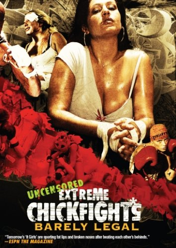 Extreme Chickfights: Barely Legal DVD Image
