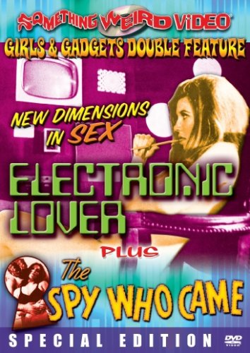 Electronic Love / Spy Who Came DVD Image