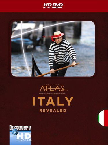 Discovery Atlas: Italy Revealed (Image/ HD-DVD) DVD Image