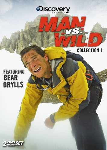 Man Vs. Wild: Collection 1 DVD Image