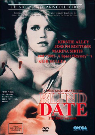 Blind Date (1984) DVD Image