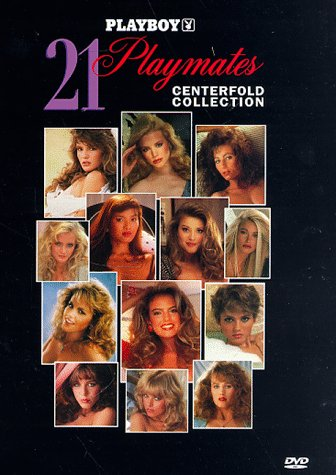 Playboy: 21 Playmates Centerfold Collection #1 (Old Version) DVD Image