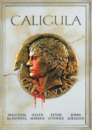 Caligula (R-Rated) DVD Image