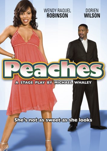 Peaches (2008) DVD Image