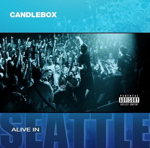 Candlebox: Alive In Seattle (DVD/CD Combo) DVD Image