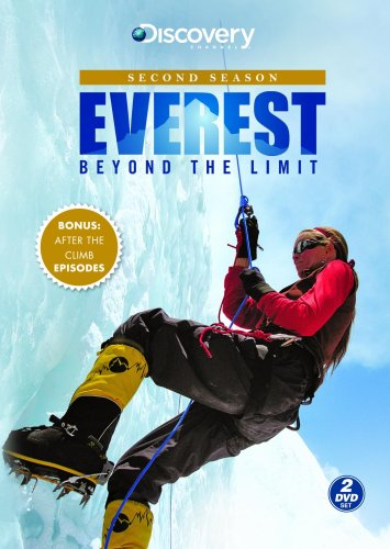 Everest: Beyond The Limit: The Complete 2nd Season DVD Image