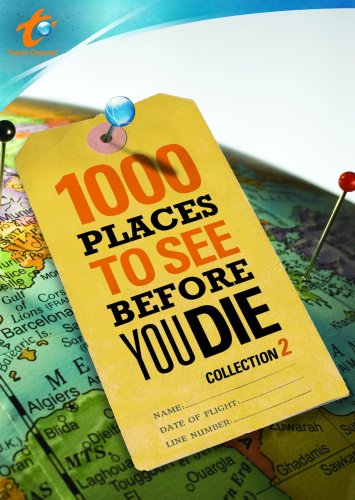 1000 Places To See Before You Die: Collection 2 DVD Image