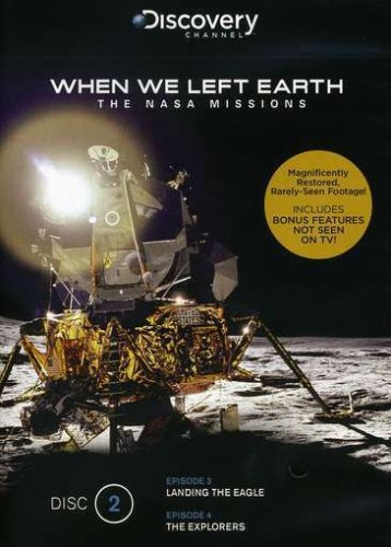 When We Left Earth: The NASA Missions, Disc 2 DVD Image