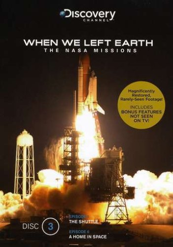 When We Left Earth: The NASA Missions, Disc 3 DVD Image