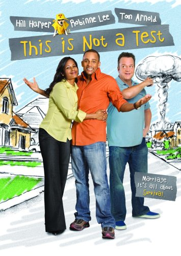 This Is Not A Test (2008) DVD Image