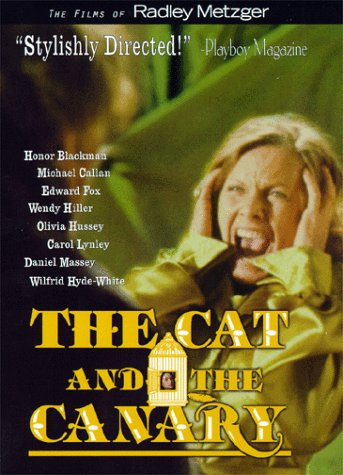 Cat And The Canary (1979/ Image) DVD Image