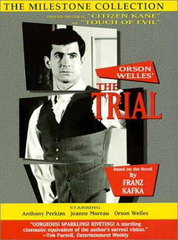 Trial (1962/ Image) DVD Image
