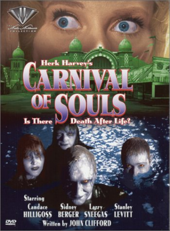 Carnival Of Souls (1962/ Movie-Only Edition/ Image) DVD Image