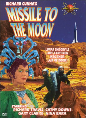 Missile To The Moon (Image) DVD Image