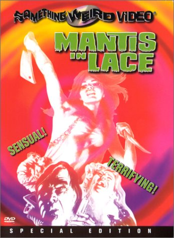 Mantis In Lace (Special Edition) DVD Image