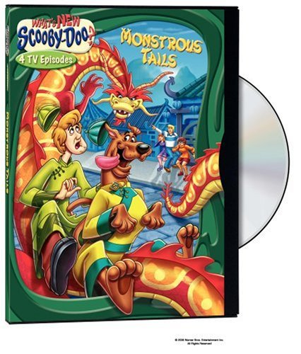 What's New Scooby-Doo? #10 DVD Image