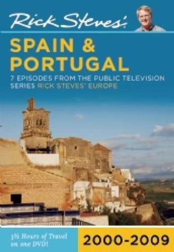 Spain & Portugal 2000-2009 DVD Image