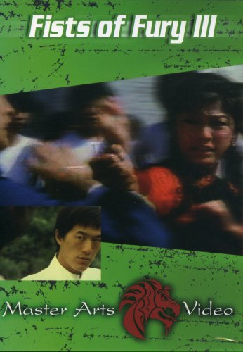 Fists Of Fury 3 DVD Image