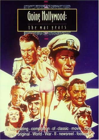 Going Hollywood: The War Years DVD Image