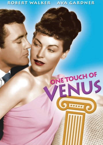 One Touch Of Venus DVD Image