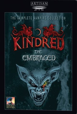 Kindred: The Embraced: The Complete Vampire Collection DVD Image