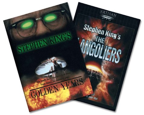 Stephen King: Golden Years / The Langoliers (Back-To-Back) DVD Image