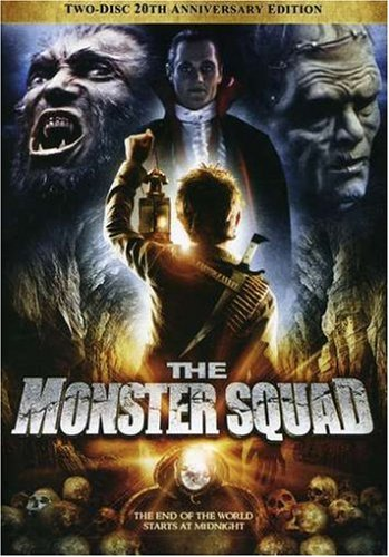 Monster Squad (20th Anniversary Edition) DVD Image