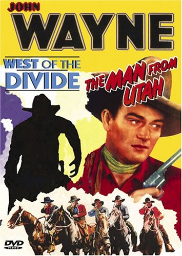 West Of The Divide (Delta Entertainment) / Man From Utah DVD Image