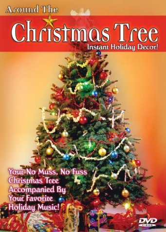 Around The Christmas Tree: Instant Holiday Decor! DVD Image