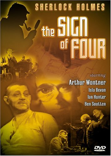 Sign Of Four (1932/ Delta Entertainment) DVD Image
