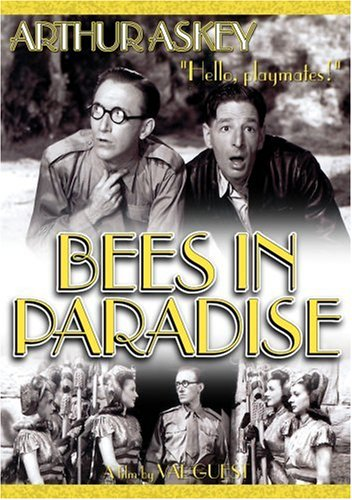 Bees In Paradise DVD Image