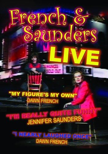 French & Saunders Live DVD Image