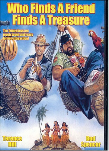 Who Finds A Friend Finds A Treasure DVD Image