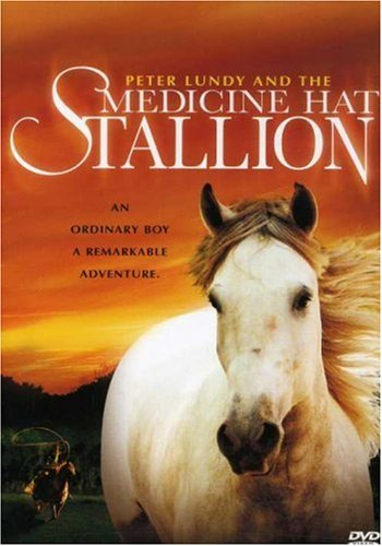Peter Lundy And The Medicine Hat Stallion DVD Image