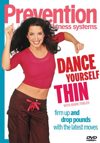 Prevention Fitness Systems: Dance Yourself Thin DVD Image