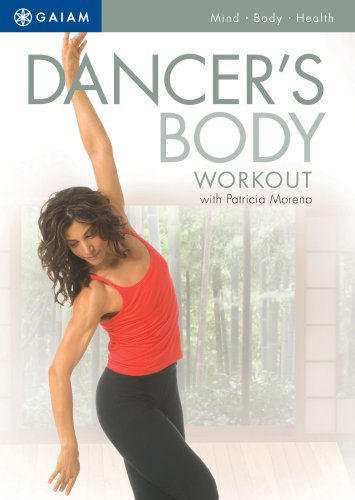 Dancer's Body Workout DVD Image