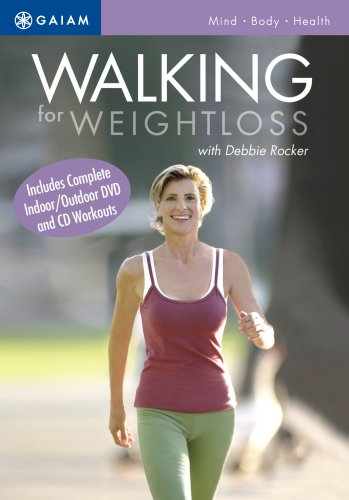 Walking For Weight Loss DVD Image