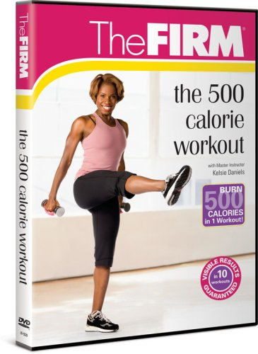 Firm: 500 Calorie Workout DVD Image