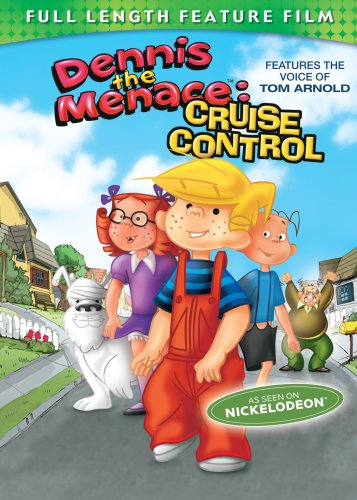 DIC: Dennis The Menace: Cruise Control DVD Image
