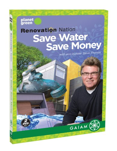 Renovation Nation: Save Water, Save Money DVD Image