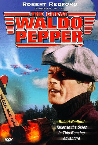 The Great Waldo Pepper DVD Image