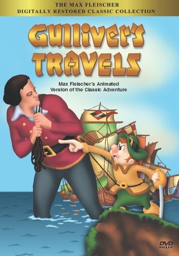 Gulliver's Travels (1939/ GoodTimes Media/ Remastered) DVD Image