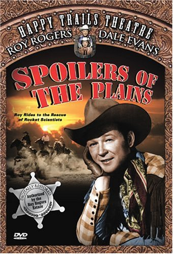 Roy Rogers: Spoilers Of The Plains DVD Image