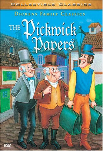 Pickwick Papers (UNK/ GoodTimes Media) DVD Image
