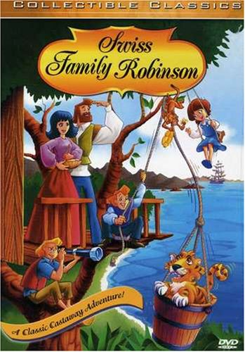 Swiss Family Robinson (UNK/ GoodTimes Media) DVD Image